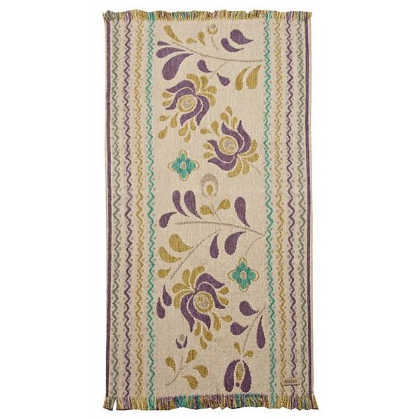Carpeta Folk lila