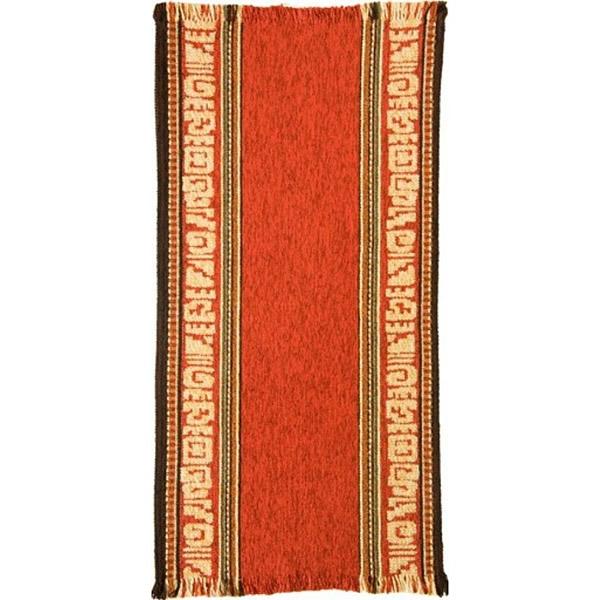 Carpeta Aguayo rojo