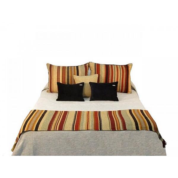 Pie de cama Cautiva beige