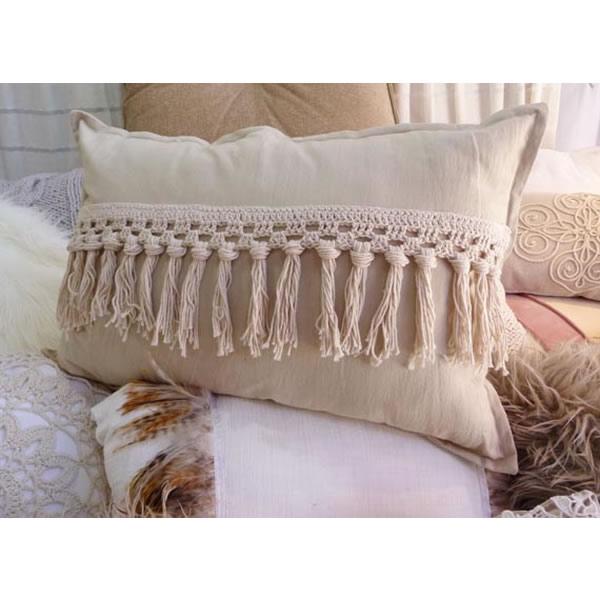 Almohadon tejido