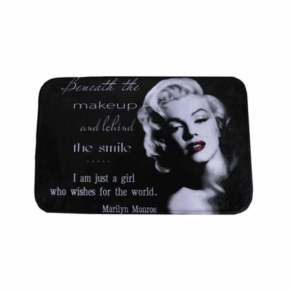 Alfombra de baño Marilyn