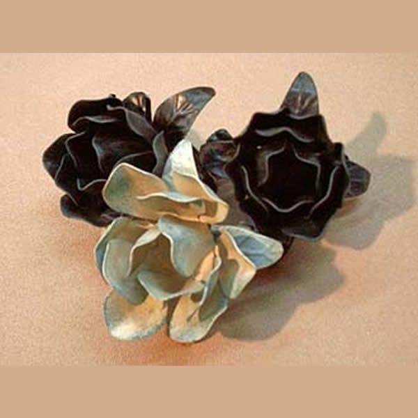 Alzapaño rosas
