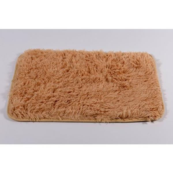 Alfombra baño microfibra pelo