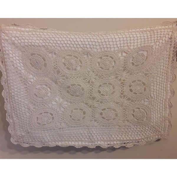 Almohadón crochet