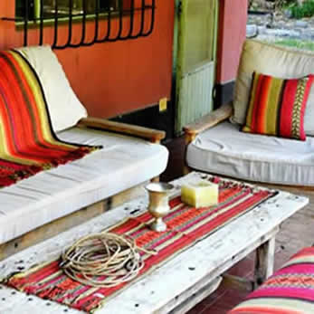 Carpetas en Arte Rústico Ekipa en el Puerto de Frutos de Tigre